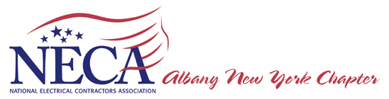 site logo national electrical contractors association albany new york chapter