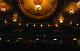Interior Lighting Proctors Theater - Schenectady Hardware and Electric